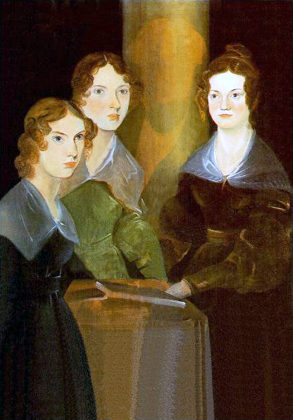 The Bronte Sisters by Patrick Branwell Bronte