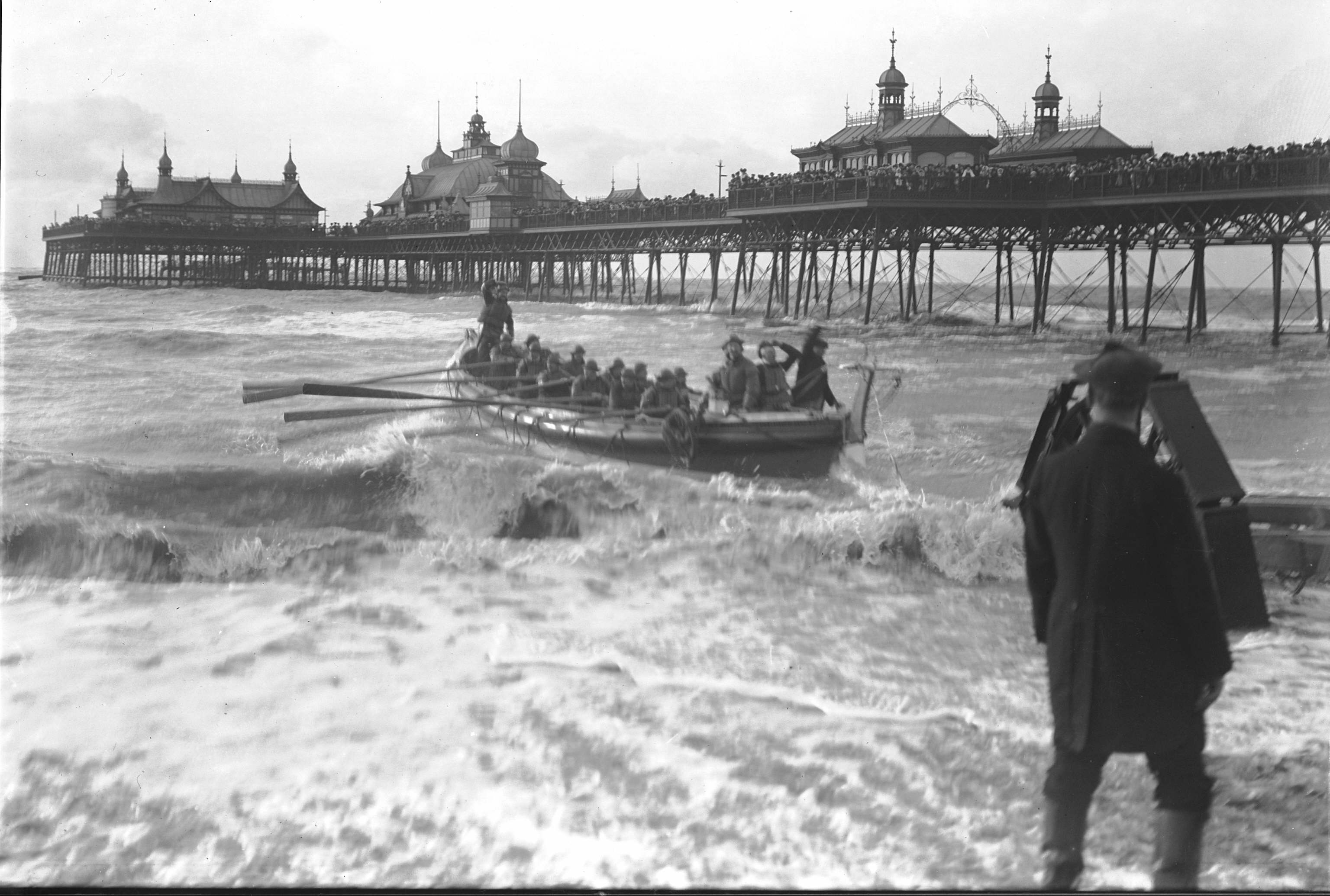 Cafe On The Pier St Annes